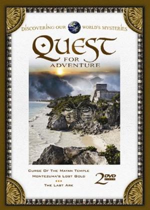 Rent Quest for Adventure 3 Online DVD & Blu-ray Rental