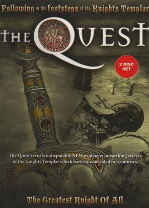Rent Quest Knights: Templar 3: Greatest Knights of All Online DVD Rental
