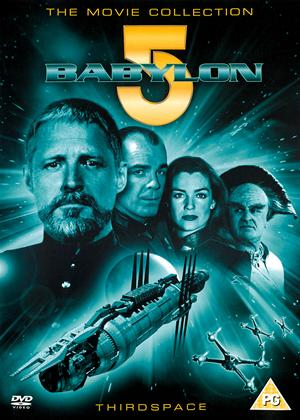 Rent Babylon 5: Thirdspace Online DVD Rental
