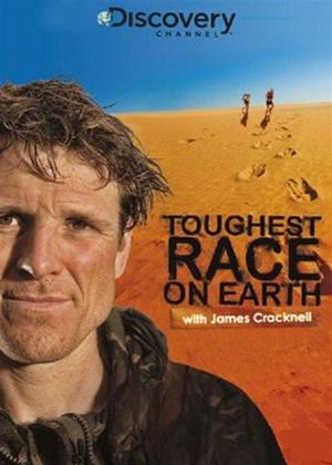 Rent Toughest Race on Earth with James Cracknell Online DVD Rental