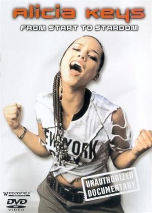 Rent Alicia Keys: From Start to Stardom Online DVD Rental