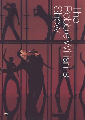 Rent Robbie Williams: The Robbie Williams Show Online DVD Rental