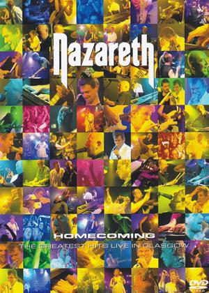 Rent Nazareth: Homecoming: The Greatest Hits Live in Glasgow Online DVD Rental