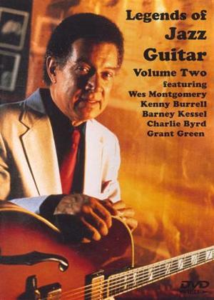 Rent Legends of Jazz Guitar: Vol.2 Online DVD Rental