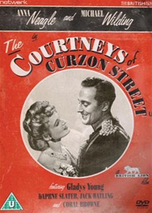 Rent The Courtneys of Curzon Street (aka Kathy's Love Affair) Online DVD Rental