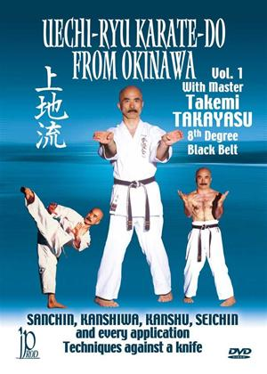Rent Uechi-ryu Karate-do from Okinawa: Vol.1 Online DVD Rental