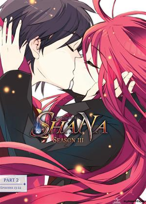Rent Shakugan No Shana: Series 3: Part 2 Online DVD Rental