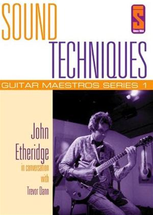 Rent Sound Techniques: Guitar Maestros Series 1: John Etheridge Online DVD Rental
