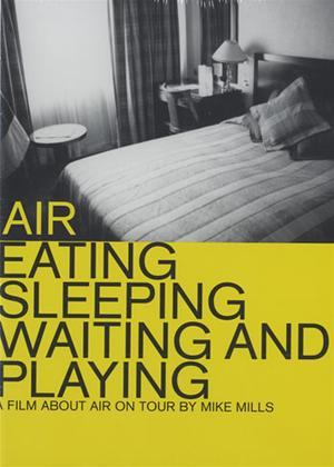 Rent Air: Eating, Sleeping, Waiting and Playing Online DVD Rental