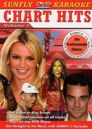 Rent Sunfly Karaoke: Chart Hits: Vol.1 Online DVD Rental