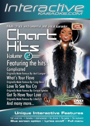 Rent Interactive Karaoke: Chart Hits: Vol.2 Online DVD Rental