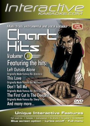 Rent Interactive Karaoke: Chart Hits: Vol.11 Online DVD Rental