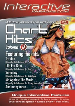 Rent Interactive Karaoke: Chart Hits: Vol.9 Online DVD Rental