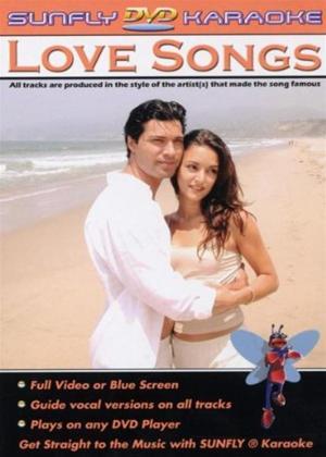 Rent Sunfly Karaoke: Love Songs Online DVD Rental