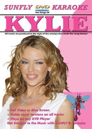 Rent Sunfly Karaoke: Kylie Online DVD Rental