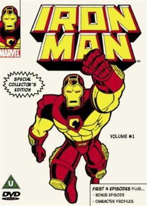 Rent Iron Man: Vol.1 Online DVD Rental