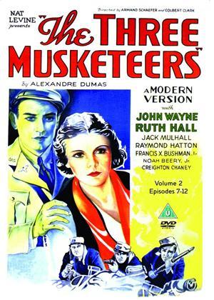 Rent The Three Musketeers: Vol.2 Online DVD Rental