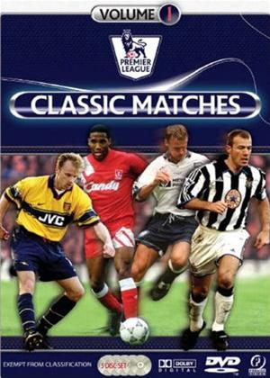 Rent Premier League Classic Matches: Vol.1 Online DVD Rental