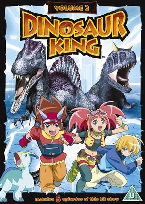 Rent Dinosaur King: Vol.2 Online DVD Rental