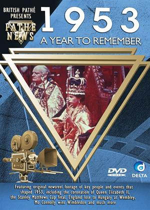 Rent A Year to Remember: 1953 Online DVD Rental