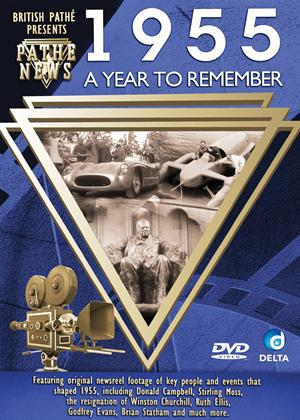 Rent A Year to Remember: 1955 Online DVD Rental