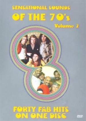 Rent Sensational Sounds of the 70s: Vol.2 Online DVD Rental