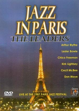 Rent Jazz in Paris: The Leaders Online DVD Rental
