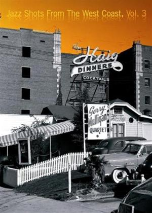 Rent Jazz Shots from the West Coast: Vol.3 Online DVD Rental