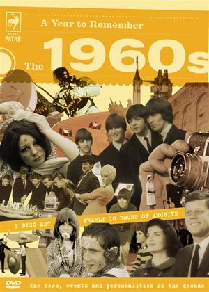 Rent A Year to Remember: The 1960s Online DVD Rental