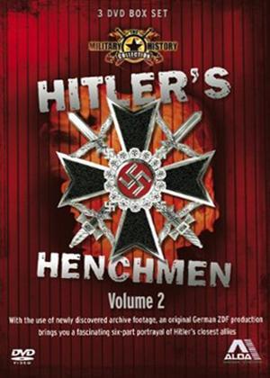 Rent Hitler's Henchman: Vol.2 Online DVD Rental