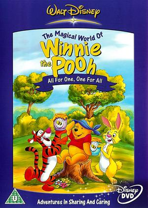 Rent The Magical World of Winnie the Pooh: Vol.1: All for One and One for All Online DVD Rental