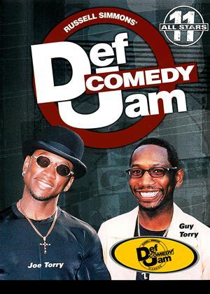 Def Comedy Jam Online DVD Rental