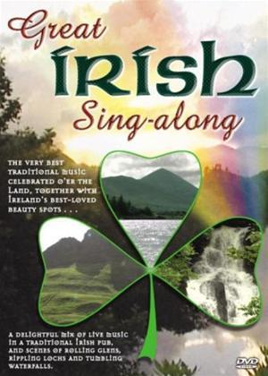 Rent Great Irish Singalong Online DVD Rental