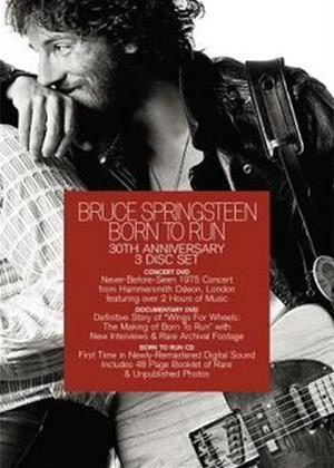 Rent Bruce Springsteen: Born to Run: World's Greatest Album Online DVD Rental