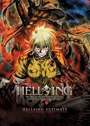 Rent Hellsing Ultimate Online DVD & Blu-ray Rental