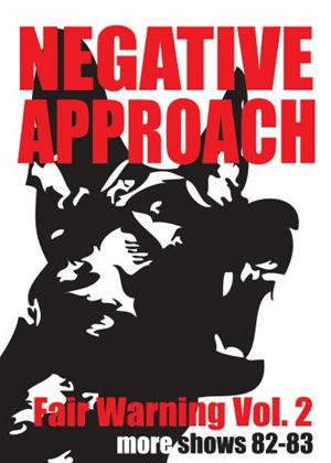 Rent Negative Approach: Fair Warning: Vol.2 Online DVD Rental