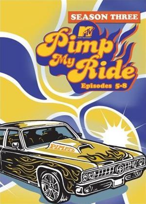 Rent Pimp My Ride: Series 3 Online DVD Rental
