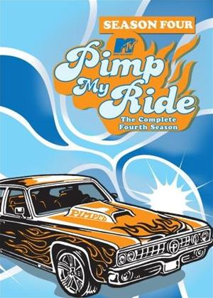 Rent Pimp My Ride: Series 4 Online DVD Rental