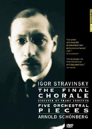 Rent Stravinsky/Schoenberg: Final Chorale/Five Orchestral Pieces Online DVD Rental