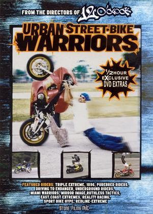 Rent Urban Street Bike Warriors Online DVD Rental
