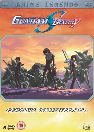 Rent Gundam Seed Destiny Part 2: Anime Legends Online DVD Rental