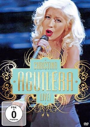 Rent Christina Aguilera: Live Online DVD Rental