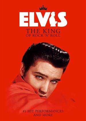 Rent Elvis Presley: Elvis: The King of Rock 'N' Roll Online DVD Rental