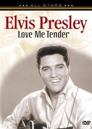 Rent Elvis Presley: Love Me Tender Online DVD Rental