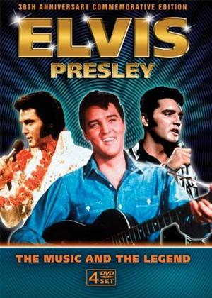 Rent Elvis Presley: The Music and the Legend Online DVD Rental