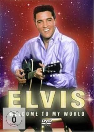 Rent Elvis Presley: Welcome to My World Online DVD Rental