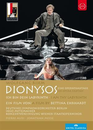 Rent Dionysos: Salzburg Festival (Metzmacher) Online DVD Rental