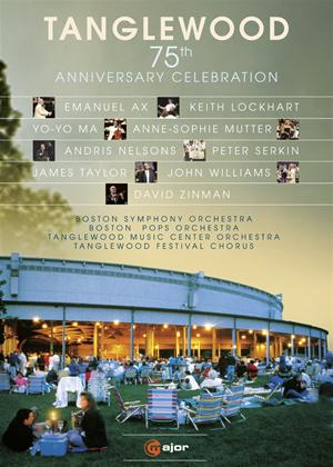Rent Tanglewood: 75th Anniversary Celebration Online DVD Rental