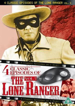 Rent The Lone Ranger: Vol.3 Online DVD Rental