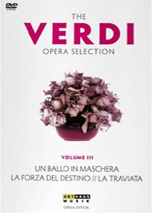 Rent Verdi Opera Selection: Vol.3 Online DVD Rental